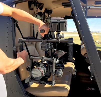 Camera Mount Helicopter