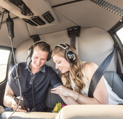 Fort Worth Engagement Flight