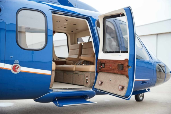 Sikorsky S-76D Executive Helicopter Charter - Dallas, Texas